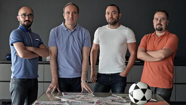 Hürriyet'in Futbol Masasında bu hafta
