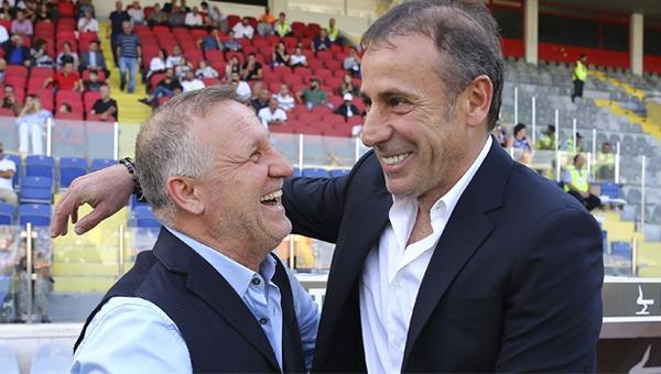 Gençlerbirliği - Başakşehir maçı sonrası