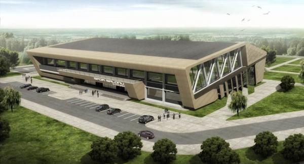 Giresun'a 3 bin 500 kişilik spor salonu