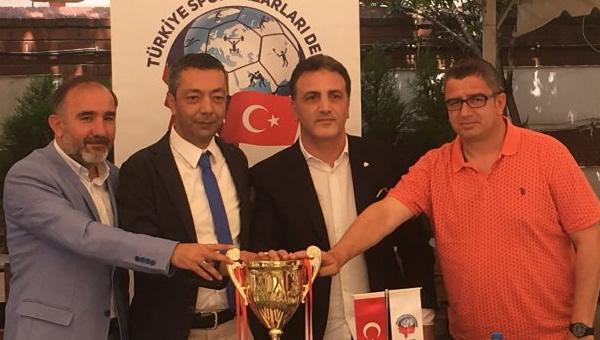 TSYD Ankara Kupasında kuralar çekildi..