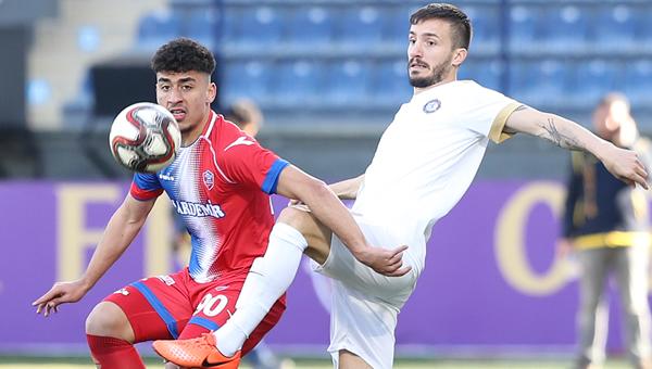 Osmanlıspor 3 puanı 3 golle aldı