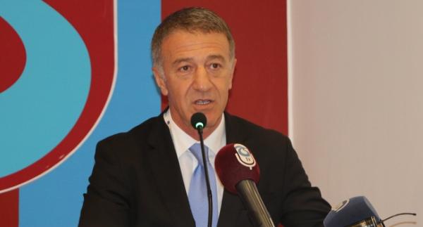 Ağaoğlu'ndan transfer açıklaması