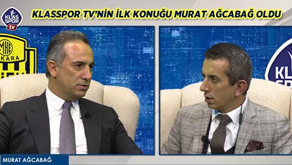 Murat Ağcabağ, merak edilenleri Klasspor TV'de cevapladı