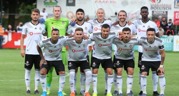 Beşiktaş en çok Fenerbahçe ile karşılaştı