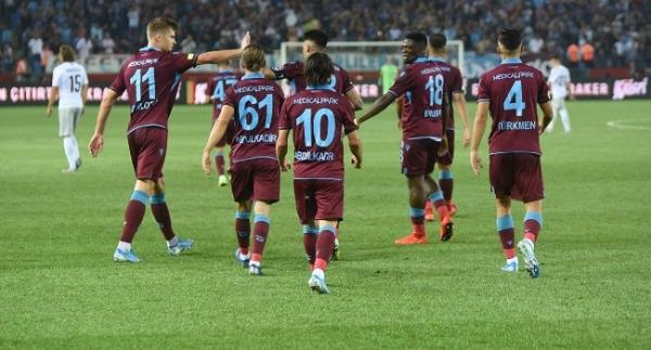 Trabzonspor, Avrupa'da 128. randevuda