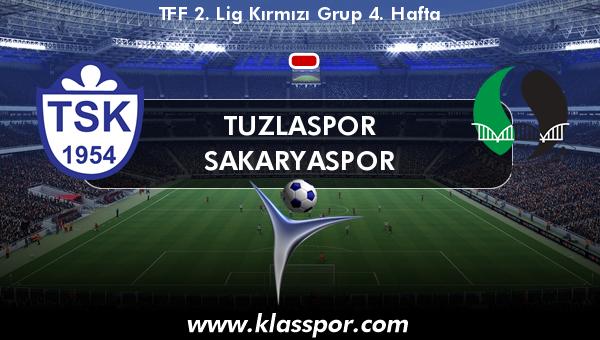 Tuzlaspor  - Sakaryaspor