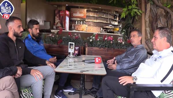 Etimesgut B. - Ankara DS derbisi öncesi dev buluşma