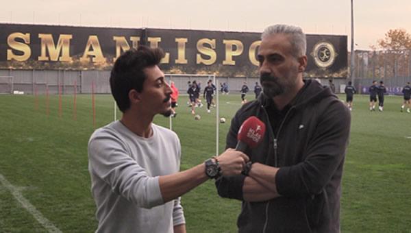 Osmanlıspor kapılarını Klasspor Tv'ye açtı
