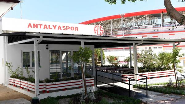 Antalyaspor Taraftar Lokali, Rizespor maçı öncesi açılıyor