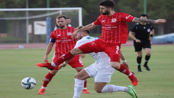 Antalyaspor hazırlık maçında Rizespor'u mağlup etti