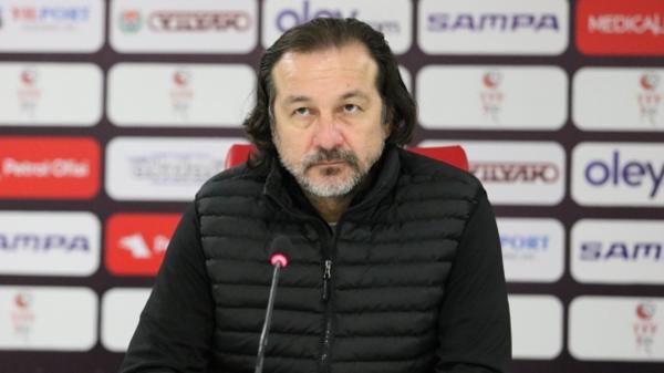 Balıkesirspor'da Yusuf Şimşek istifa etti