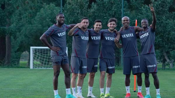 Trabzonspor kadrosunun yaş ortalaması 26.9