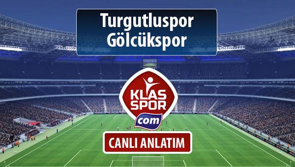 İşte Turgutluspor - Gölcükspor maçında ilk 11'ler