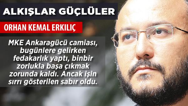 Orhan Kemal Erkılıç'ın kaleminden