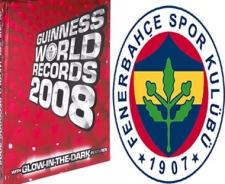 Fenerbahçe Guinness rekorlar kitabında