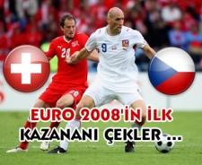 İlk Kazanan Çekler oldu...