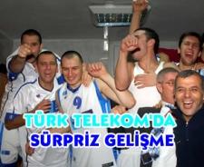 Türk Telekom'da sürpriz gelişme