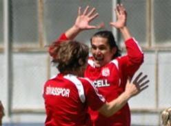 Sivasspor-Bursaspor: 2-1 (İlk Yarı)