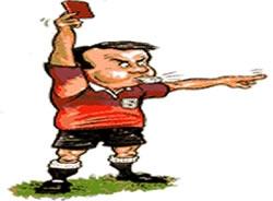 Fortis Türkiye Kupası hakemleri