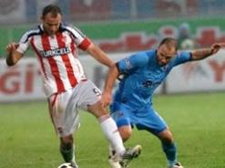 Trabzonspor yine Sivasspor'a takıldı