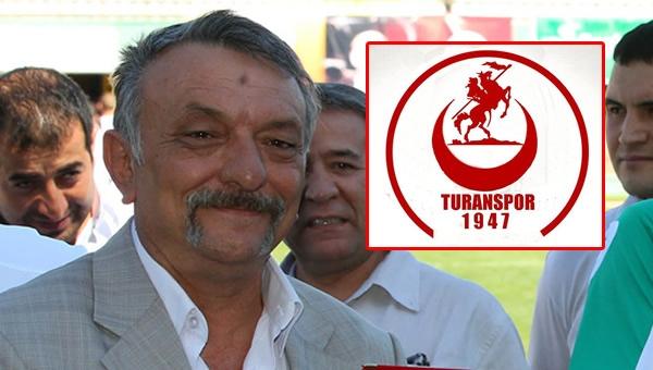 """Şekerspor'un yeni adı """"Turanspor"""" oldu"""
