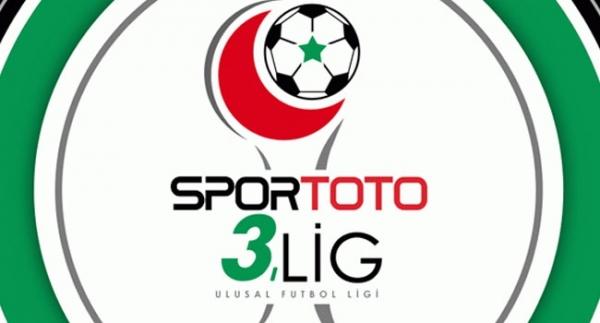 Spor Toto 3. Lig'de haftanın hakemleri