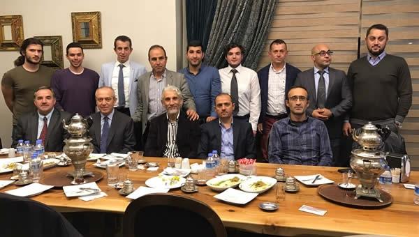 Emin Müftüoğlu, Ankaralı bisikletçilerle buluştu...