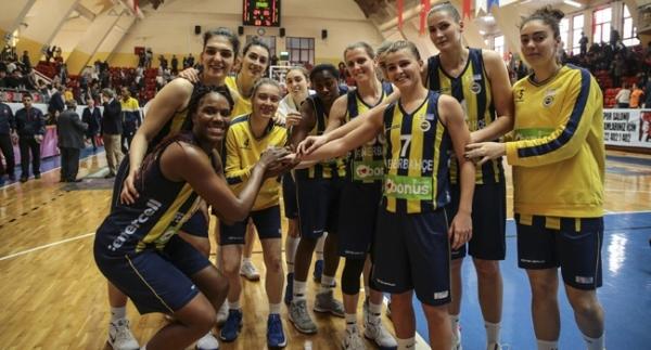 Fenerbahçe, Adana Aski'yi devirdi