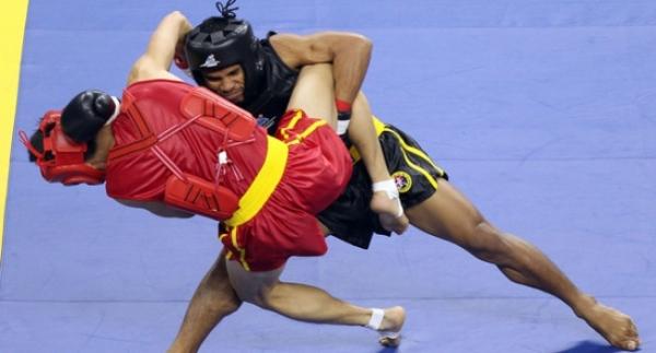 Wushuda 1 altın, 1 gümüş ve 2 bronz madalya