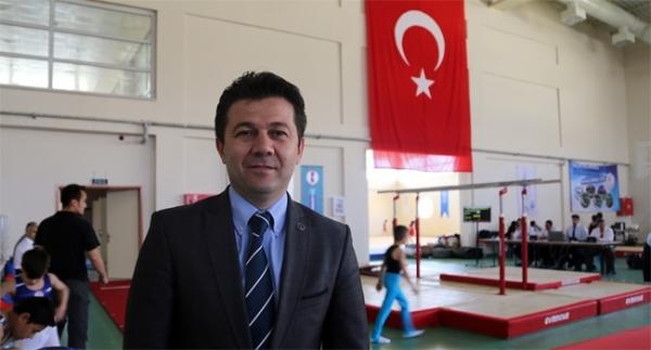 """""""Türk cimnastiği gün geçtikçe büyüyor"""""""