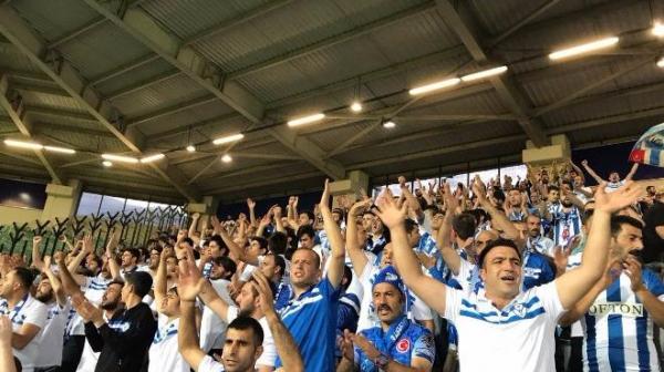 Ilıcalı'dan Erzumspor'a destek