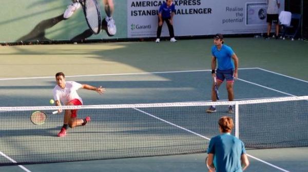 Tuna Altuna-Cem İlkel ikilisi çeyrek finalde