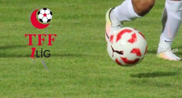 TFF 1. Lig'de 4 haftalık program