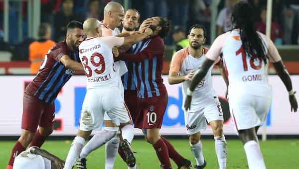 Trabzonspor - Galatasaray maçından notlar