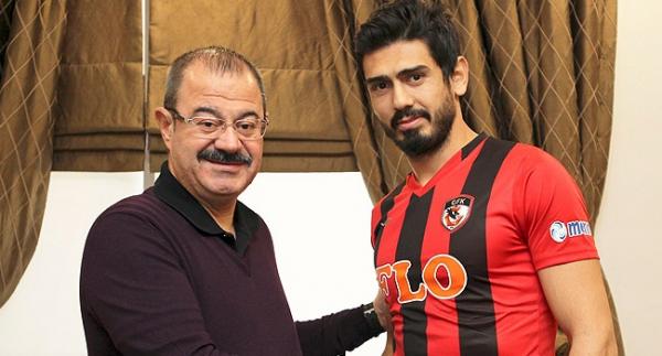 Bursaspor'dan Gazişehir Gaziantep'e transfer