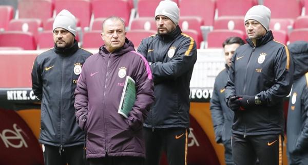 Galatasaray'ın konuğu Osmanlıspor