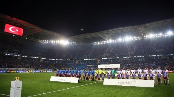 Trabzonspor-Fenerbahçe maçına rekor taraftar ilgisi