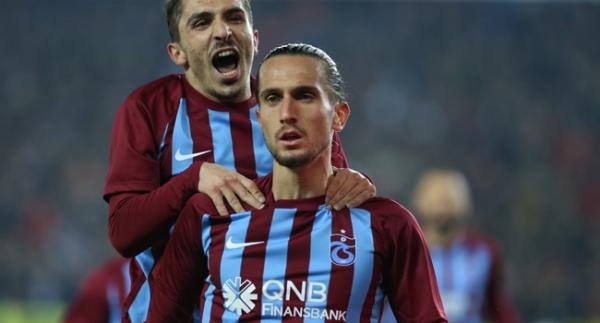 Trabzonspor'un genç yıldızları formaya ısındı