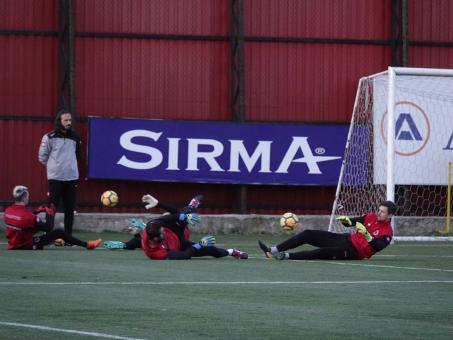 Gençlerbirliği, Göztepe maçına hazır