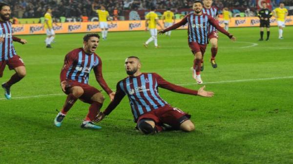 Trabzonspor'un gol hasreti sürüyor!