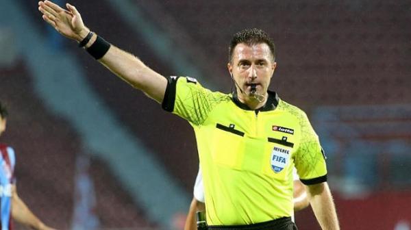 Spor Toto 1. Lig'de haftanın hakemleri açıklandı