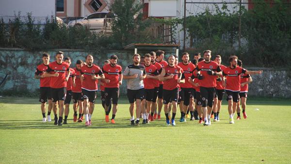 Gençlerbirliği hazırlık maçı oynayacak.