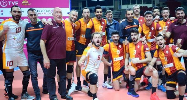 Galatasaray rövanş için avantajı kaptı