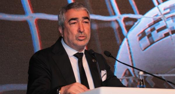 Samet Aybaba, Bursaspor'un altyapısından umutlu