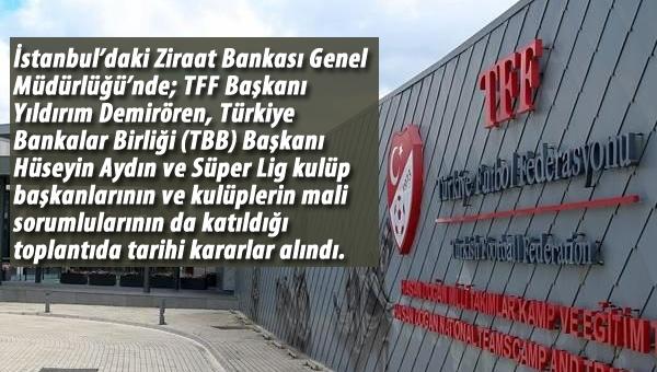 Süper Lig takımlarının borçları yapılandırılacak mı?