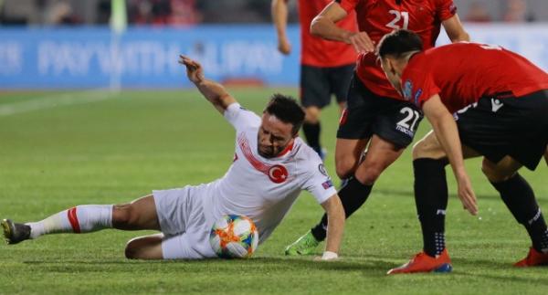 Beşiktaş'ın milli raporu