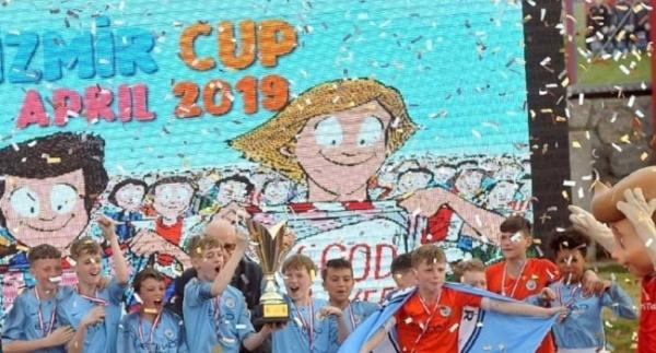 Altınordu'ya U12 İzmir Cup 2019 övgüsü