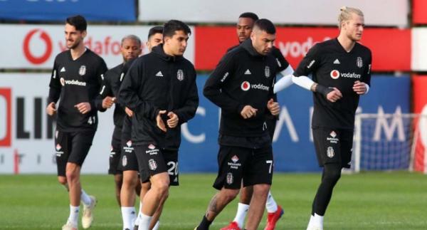 Beşiktaş'ta rehavete yer yok