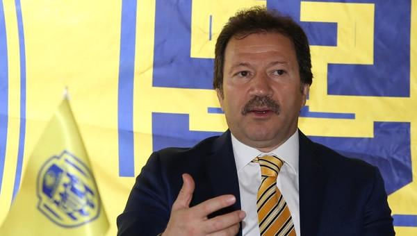 """Mehmet Yiğiner: """"FIFA'dan bir talimat gelirse öderiz"""""""