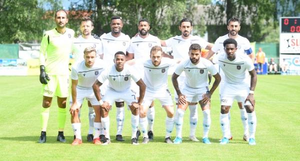 Başakşehir'in Avrupa kupalarındaki 19. maçı